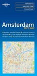Lonely Planet Amsterdam City Map - Lonely Planet (Sheet map, folded)