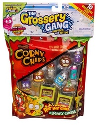 Grossery Gang - Corny Chips (Large Pack) - Cover