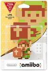 Nintendo amiibo - Link 8-Bit (For 3DS/Wii U)