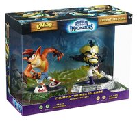 Skylanders Imaginators - Crash Bandicoot + Dr Neo Cortex Expansion Pack (Multi-Format) - Cover