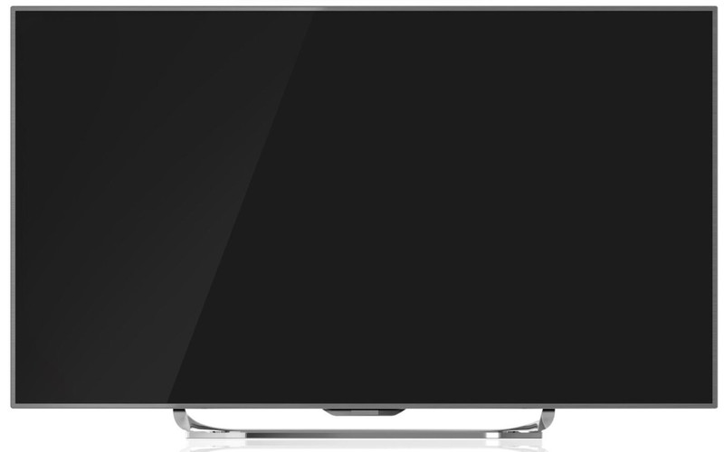 JVC LT-75NU40 75 Inch 3D Ultra HD Android Smart LED TV (inc  2 Pairs of 3D  Glasses)