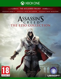 Assassin's Creed: The Ezio Collection (Xbox One) - Cover