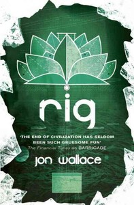Rig - Jon Wallace (Paperback) - Cover