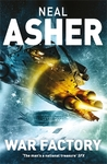 War Factory - Neal Asher (Paperback)