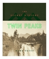 Secret History of Twin Peaks - Mark Frost (Hardcover) Cover