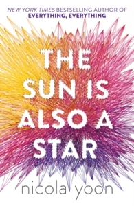 Sun Is Also a Star - Nicola Yoon (Paperback) - Cover