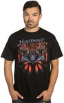 World of Warcraft Legion - Nightmare Lord Black Mens T-Shirt (Large)