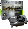 EVGA nVidia GeForce GTX 1060 6GB GDDR5 192 Bit SuperClocked Graphics Card