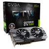 EVGA FTW nVidia GeForce GTX 1080 8GB GDDR5X 256 Bit Graphics Card