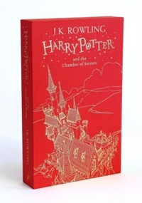 Harry Potter and the Chamber of Secrets - J. K. Rowling (Book) - Cover