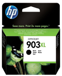 HP - 903XL Black Ink Cartridge - Cover