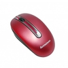 Lenovo N3903 Wireless Mouse - Cherry Red