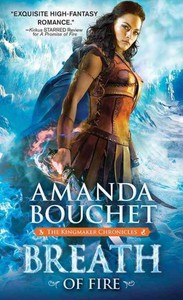 Breath of Fire - Amanda Bouchet (Paperback)