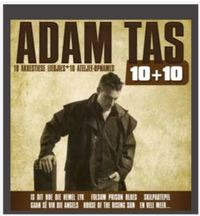 Adam Tas - 10+10 (CD) - Cover