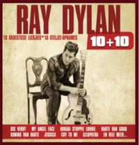 Ray Dylan - 10+10 (CD) - Cover