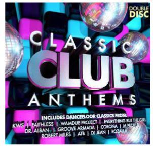 Various artists classic club anthems cd music online for Classic club music