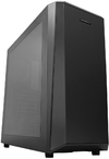 Raidmax Delta I Classic Styling Gaming Chassis - Black