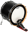 Evans BD22EMADCW 22 Inch EMAD Coated Bass Drum Batter Drum Head