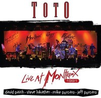 Toto - Live At Montreux 1991 (CD) - Cover
