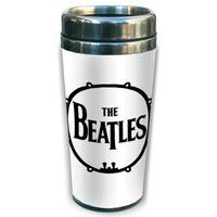Beatles Thermal Ceramic Travel Mug – Drum