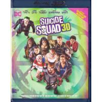 Suicide Squad (3D Theatrical Version & Extended Cut on 2D only) (3D Blu-ray)