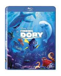 Finding Dory (Blu-ray) - Cover