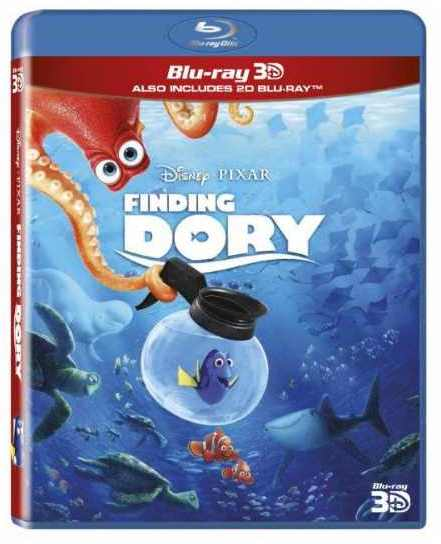 Finding Dory 2016 Bluray