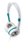 iFrogz Toxix On-Ear Headphones - Cyan