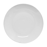 Eetrite - Coupe Dinner Plate - 27cm - White - Cover