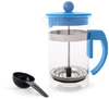 Eetrite - Coffee Plunger - 600ml - Blue