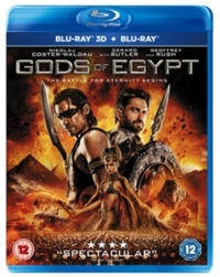 Gods of Egypt (Blu-ray) - Cover