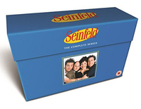 Seinfeld: The Complete Series (DVD) - Cover