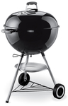 Weber - 57cm One Touch Original Kettle BBQ Grill – Black