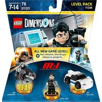 LEGO Dimensions: Mission Impossible Level Pack (For PS3/PS4/Xbox 360/Xbox One)