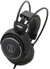 Audio Technica Sonicpro Closed Back Dynamic Headphones
