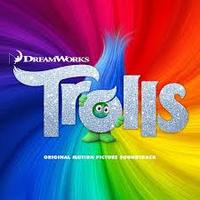 Trolls - Original Soundtrack (CD) - Cover