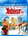 Asterix: The Mansions of the Gods (Blu-ray)