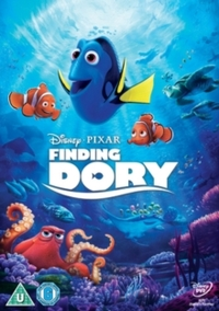 Finding Dory (DVD) - Cover