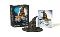 Harry Potter Talking Sorting Hat and Sticker Book - Running Press (Paperback)