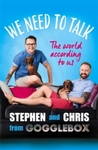 We Need to Talk - Chris Steed (Hardcover)
