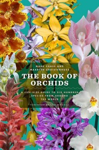 The Book of Orchids - Mark Chase (Hardcover) - Cover