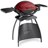 Weber - Q2200 Gas Grill BBQ and Stand – Maroon