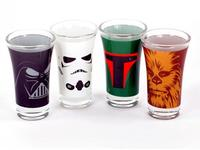 Star Wars – Characters Shot Glasses - Cover
