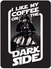 Star Wars – Coffee on the Dark Side Metal Magnet