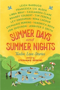 Summer Days and Summer Nights - Stephanie Perkins (Paperback) - Cover