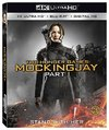 Hunger Games: Mockingjay Part 1 (Region A - 4K Ultra HD + Blu-ray)