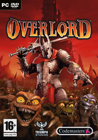 Overlord (PC) - Cover