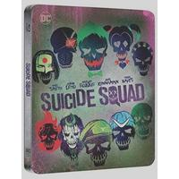 Suicide Squad - Steelbook (Theatrical Version) (3D Blu-ray)