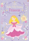 Little Sticker Dolly Dressing Princess - Fiona Watt (Paperback)