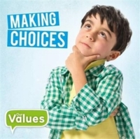 Making Choices - Steffi Cavell-Clarke (Hardcover) - Cover